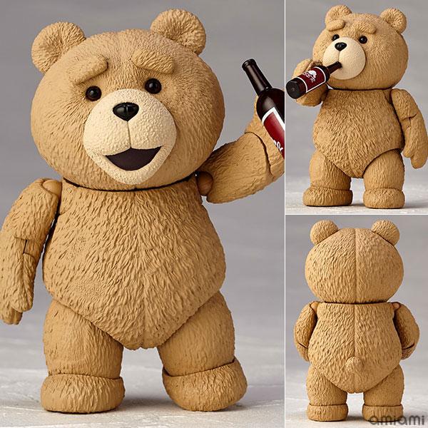 フィギュアコンプレックス MOVIE REVO Series No.006 『TED2』 テッド[海洋堂]《03月予約※暫定》