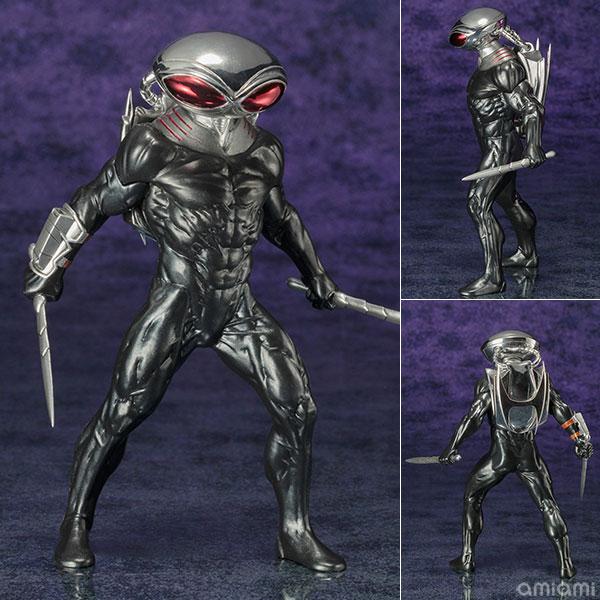 ARTFX+ DC UNIVERSE ブラックマンタ 1/10 完成品フィギュア[コトブキヤ]《取り寄せ※暫定》