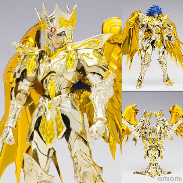 聖闘士聖衣神話EX ジェミニサガ(神聖衣)『聖闘士星矢 黄金魂』[バンダイ]《在庫切れ》