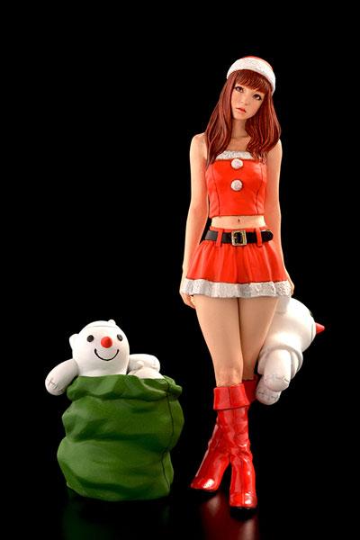 マシーネンクリーガー 1/20 Santa Girl(サンタガール) 未塗装組立キット