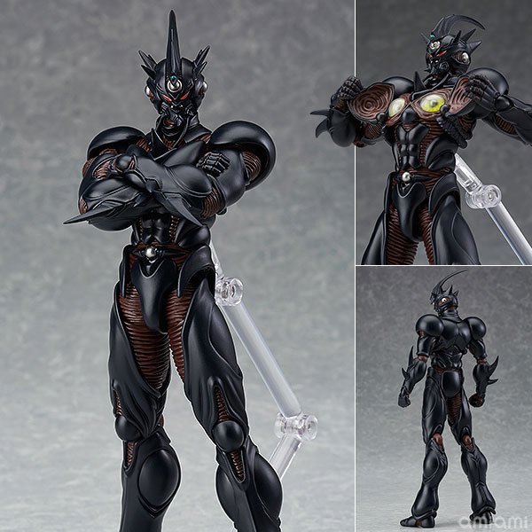 figma 強殖装甲ガイバー ガイバーIII[マックスファクトリー]《在庫切れ》