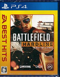 PS4 EA BEST HITS バトルフィールド ハードライン[EA]《取り寄せ※暫定》