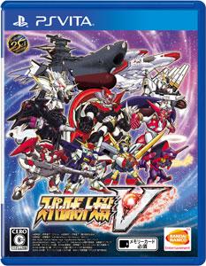 【特典】PS Vita スーパーロボット大戦V 通常版[バンダイナムコ]《在庫切れ》