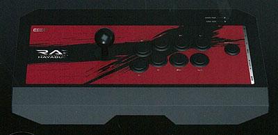 PS4/PS3/PC用 リアルアーケードPro.V HAYABUSA ヘッドセット端子付(再販)[ホリ]《発売済・在庫品》