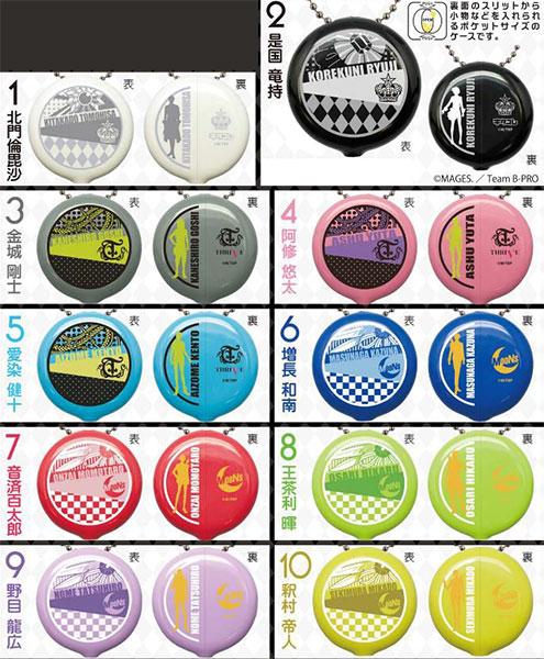 B-PROJECT~鼓動*アンビシャス~ ポッケース 10個入りBOX (食玩)[エフトイズ]《発売済・在庫品》
