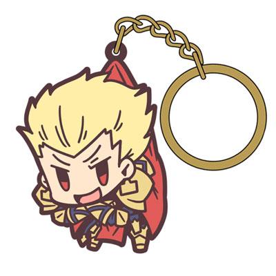 Fate/Grand Order アーチャー/ギルガメッシュつままれキーホルダー(再販)[コスパ]《在庫切れ》