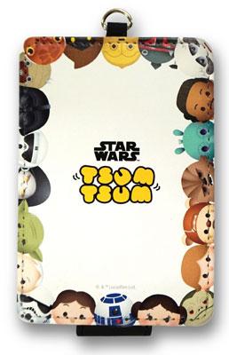 STAR WARS ツムツム ICカードケース HEROES(STW-63B)