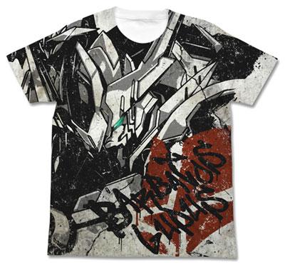 機動戦士ガンダム 鉄血のオルフェンズ ガンダム・バルバトスルプス フルグラフィックTシャツ/ホワイト-L