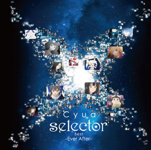 CD Cyua / 「selector」Best ?Ever After-