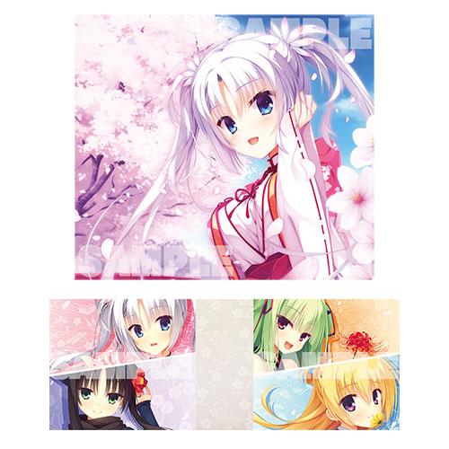 CD 千恋*万花 オリジナル・サウンドトラック BOX付 アニメ・キャラクターグッズ新作情報・予約開始速報