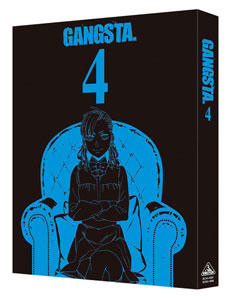 BD GANGSTA. 4 特装限定版 (Blu-ray Disc)