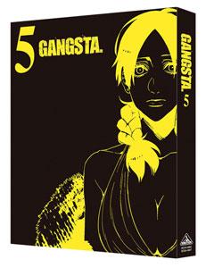 BD GANGSTA. 5 特装限定版 (Blu-ray Disc)