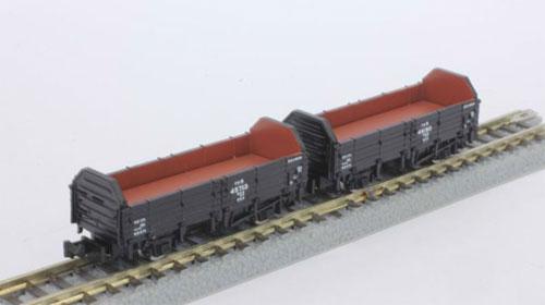 ... 国鉄 トラ45000形貨車 Cセット