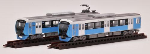 鉄道コレクション 静岡鉄道A3000形(Clear Blue)2両セットA[トミーテック]《取り寄せ※暫定》