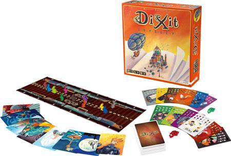 ボードゲーム ディクシット:オデッセイ 多言語版