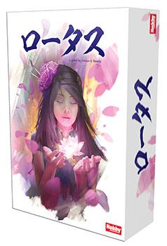 カードゲーム ロータス 日本語版