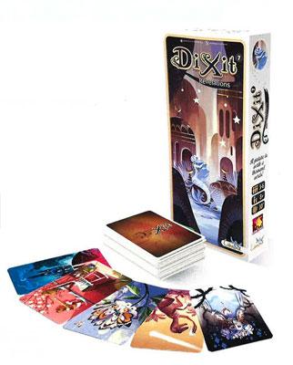 カードゲーム ディクシット レヴェレイション 多言語版