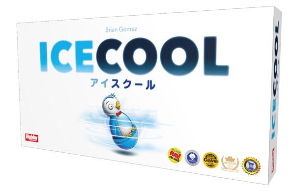 ボードゲーム アイスクール 日本語版