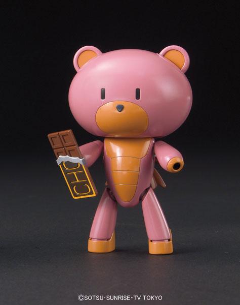 HGBF 1/144 プチッガイ ビタースィートブラウン&チョコレート プラモデル[バンダイ]《発売済・在庫品》