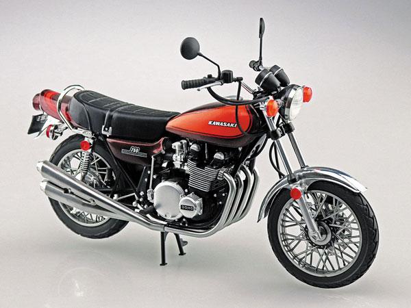 1/12 バイク No.32 カワサキ 750RS(Z2) カスタムパーツ付き プラモデル