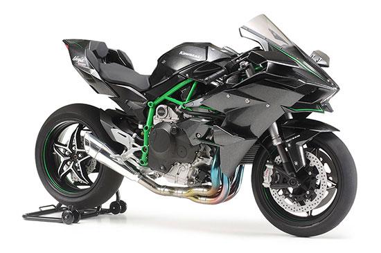 1/12 オートバイシリーズ カワサキ Ninja H2R プラモデル[タミヤ]《在庫切れ》