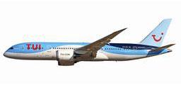 1/200 787-8 TUI航空 (ジェットエアフライ)