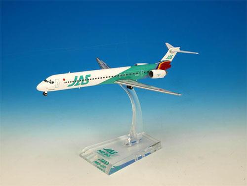 1/200 JAS MD-90 6号機 ダイキャストモデル