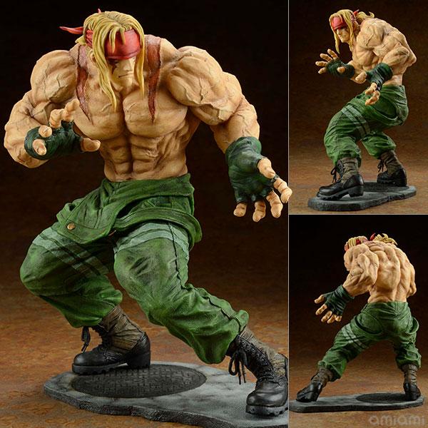 Fighters Legendary STREET FIGHTER III 3rd.STRIKE アレックス 完成品フィギュア
