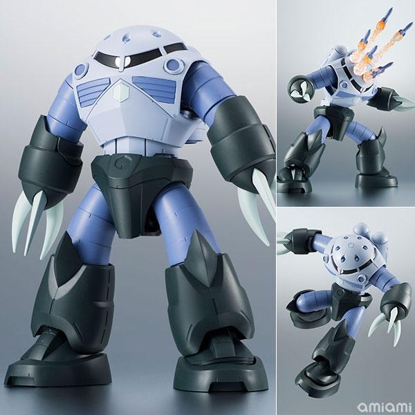 ROBOT魂 〈SIDE MS〉 MSM-07 量産型ズゴック ver. A.N.I.M.E. 『機動戦士ガンダム』[バンダイ]《05月予約》