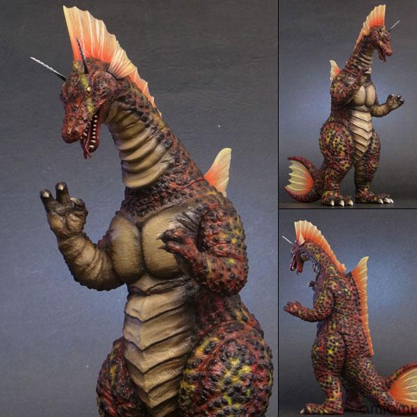 東宝大怪獣シリーズ メカゴジラの逆襲 チタノザウルス 完成品フィギュア[エクスプラス]《在庫切れ》