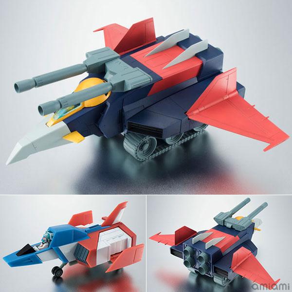 ROBOT魂 〈SIDE MS〉 Gファイター ver. A.N.I.M.E. 『機動戦士ガンダム』[バンダイ]《発売済・在庫品》