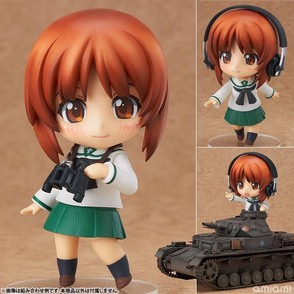 Nendoroid - Girls und Panzer: Miho Nishizumi(Pre-order)ねんどろいど ガールズ&パンツァー 西住みほNendoroid