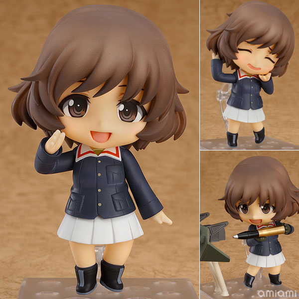 Nendoroid - Girls und Panzer: Yukari Akiyama(Pre-order)ねんどろいど ガールズ&パンツァー 秋山優花里Nendoroid