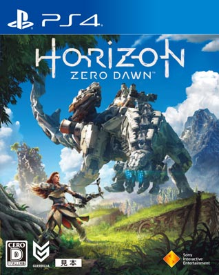 PS4 Horizon Zero Dawn[SIE]《03月予約》