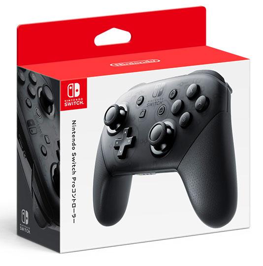 Nintendo Switch Proコントローラー[任天堂]《発売済・在庫品》
