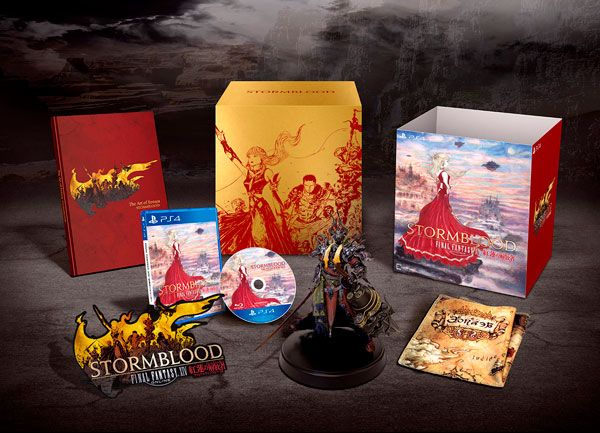 PS4 ファイナルファンタジーXIV: 紅蓮のリベレーター コレクターズエディション[スクウェア・エニックス]【送料無料】《在庫切れ》