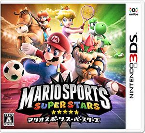 【特典】3DS マリオスポーツ スーパースターズ[任天堂]【送料無料】《発売済・在庫品》