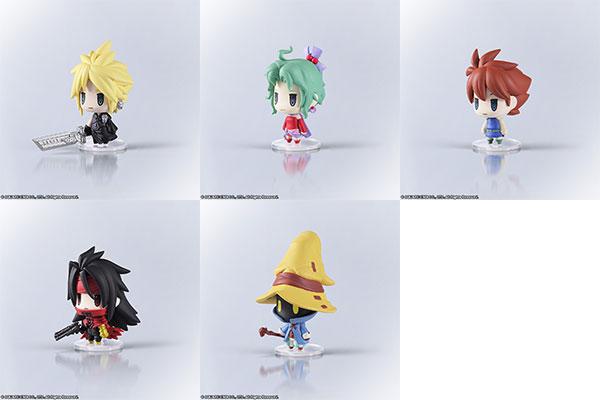 Final Fantasy Trading Arts Mini Vol.2 6Pack BOX(Pre-order)ファイナルファンタジー トレーディングアーツ ミニ Vol.2 6個入りBOXAccessory