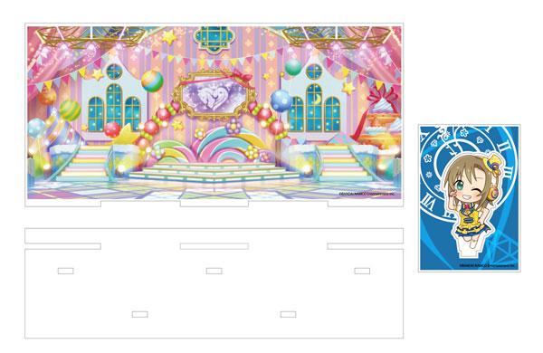 アイドルマスター シンデレラガールズ アクリルキャラステージ Stage008 ゴキゲンParty Night[あみあみ]《発売済・在庫品》
