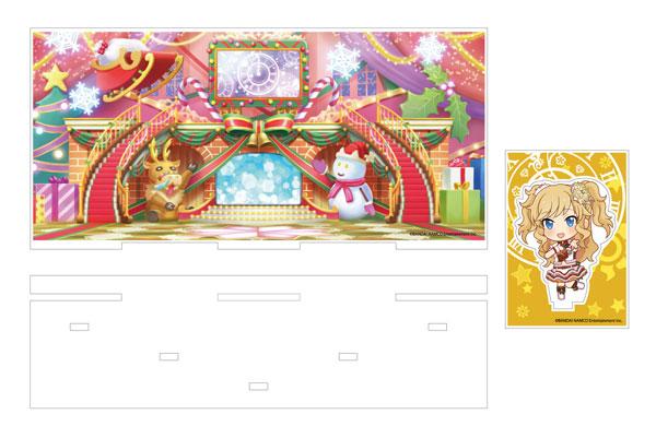 アイドルマスター シンデレラガールズ アクリルキャラステージ Stage009 Snow Wings[あみあみ]《発売済・在庫品》