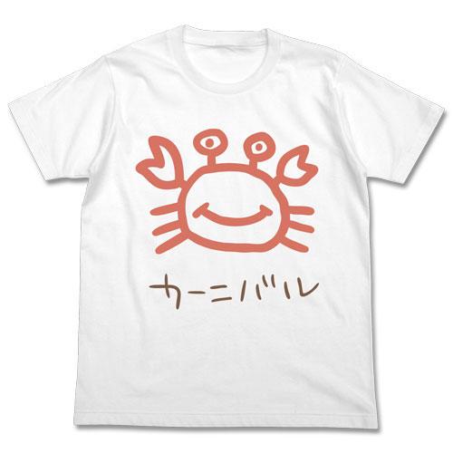 アイドルマスター シンデレラガールズ(ゲーム) 上田鈴帆のカーニバルTシャツ/ホワイト-L[コスパ]《05月予約》
