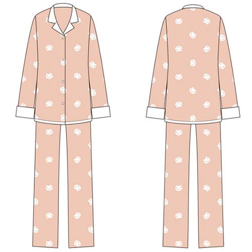 化物語 羽川翼のパジャマ レディースフリーサイズ[ACOS]《07月予約》