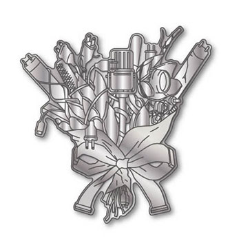 planetarian ゆめみの花束メタルピンズ[グルーヴガレージ]《在庫切れ》