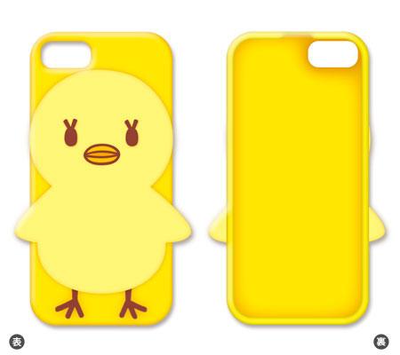 うたの☆プリンスさまっ♪ マスコットキャラクターズ シリコンスマホカバー B(ピヨちゃん) iPhone6/6s/7対応[プレイフルマインドカンパニー]《在庫切れ》