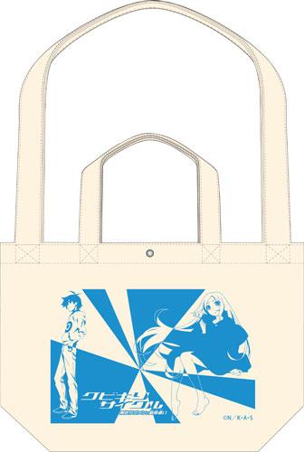 クビキリサイクル 青色サヴァンと戯言遣い 2WAYトートバッグ[コンテンツシード]《04月予約》