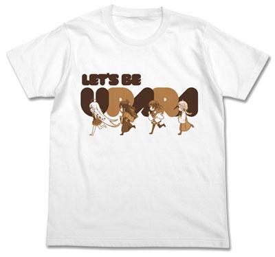 うらら迷路帖 うらら迷路帖Tシャツ/ホワイト-L(再販)[コスパ]《07月予約》