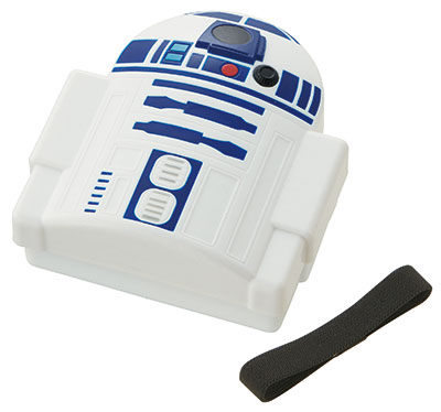 スター・ウォーズ LBD2 ダイカットランチボックス(中子・ベルト付) R2-D2[スケーター]《取り寄せ※暫定》