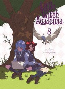 BD TVアニメ「リトルウィッチアカデミア」Vol.8 Blu-ray 初回生産限定版[東宝]《発売済・在庫品》