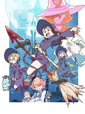DVD TVアニメ「リトルウィッチアカデミア」Vol.1 DVD 初回生産限定版
