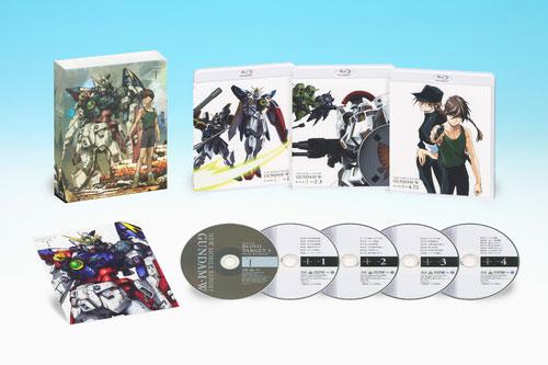 BD 新機動戦記ガンダムW Blu-ray Box 1 特装限定版 (Blu-ray Disc)[バンダイビジュアル]【送料無料】《06月予約》